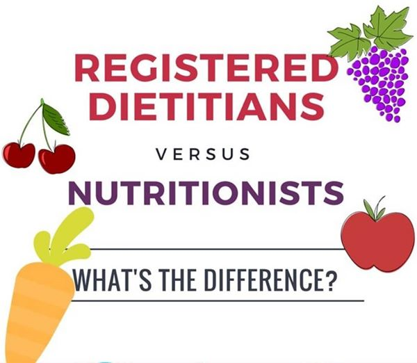 Why you should work with a Registered Dietitian